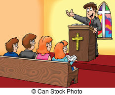 Religious clipart pastor #6