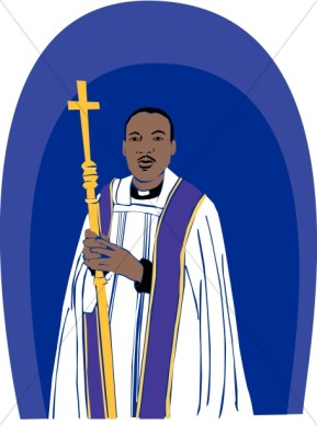 Religious clipart pastor #8