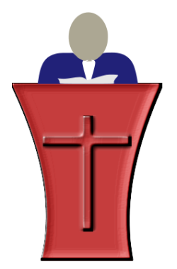 Religious clipart pastor #9