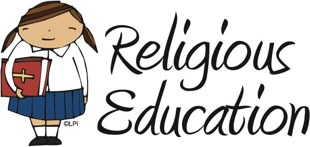 Religious clipart religious education Education Religious Education Immacolata Catholic