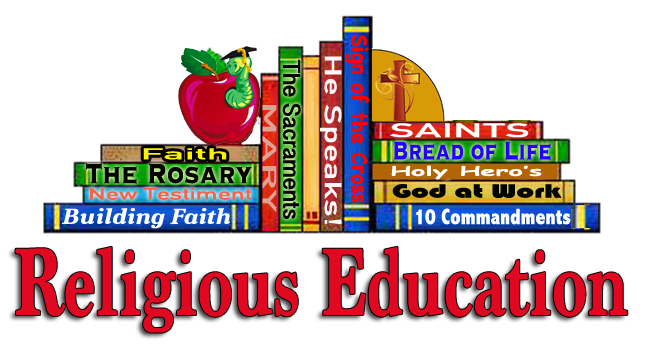 Religious clipart religious education Catholic Holy religious Cross and