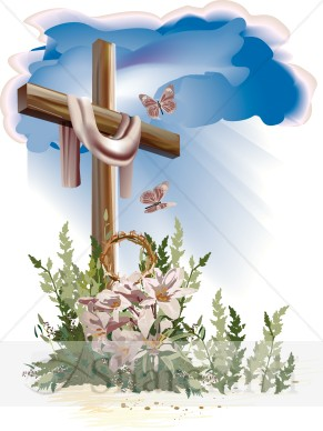 Deadth clipart easter Cross that results shows