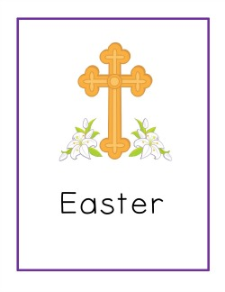Religious clipart simple Easter Free Clipart Religious Best
