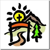 Camper clipart youth camp Cliparts clipart Image Religious Words