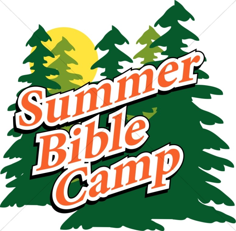 Camper clipart youth camp Christian clip (20+) bible Summer
