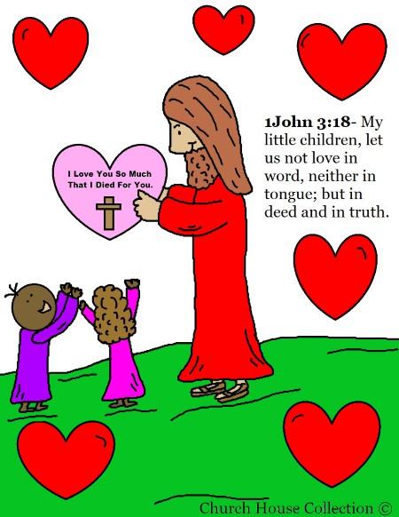 Religious clipart valentine Download Valentine Religious Clipart Religious