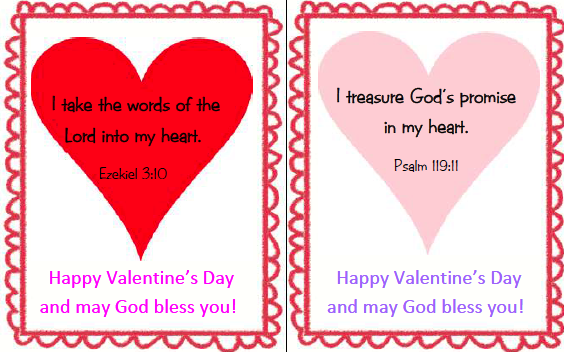 Religious clipart valentine Valentine's Christian Day Clipart Day