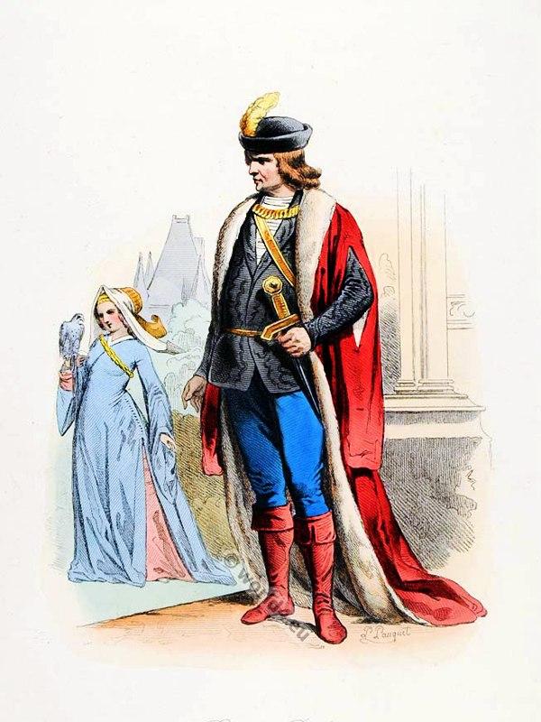 Renaissance clipart baron Epoch fashion in era and