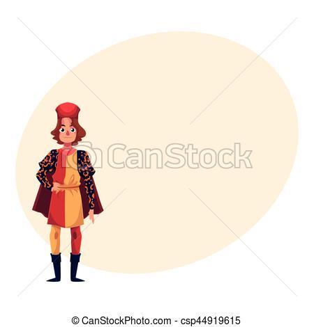 Renaissance clipart boy Renaissance Full Art portrait of