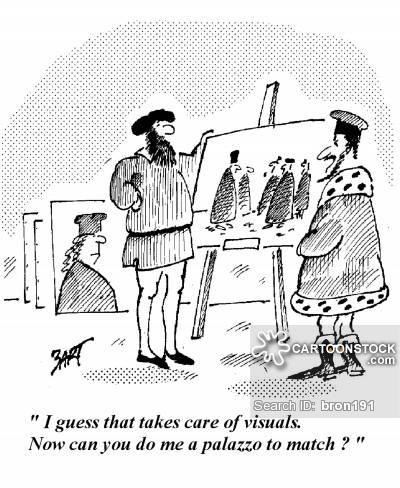 Renaissance clipart cartoon #10