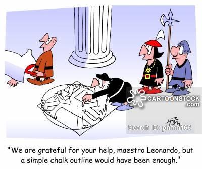 Renaissance clipart cartoon #14