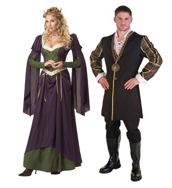 Rennaisance clipart king and queen Group Queen Halloween Costumes Faire