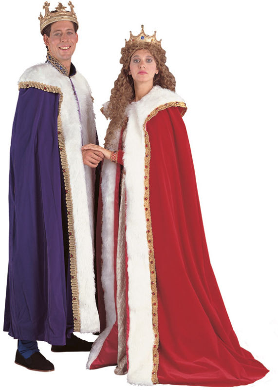 Rennaisance clipart king and queen COSTUME red COSTUMES IN ISLAND