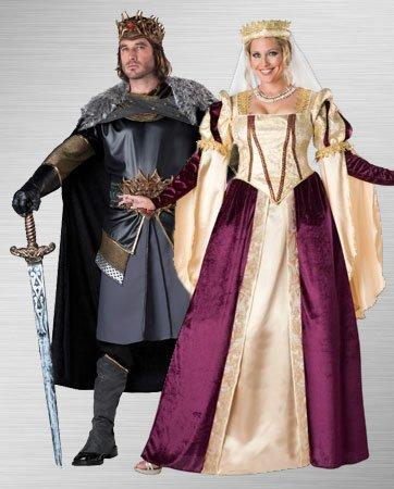 Rennaisance clipart king and queen BuyCostumes Queen Costumes Plus Halloween