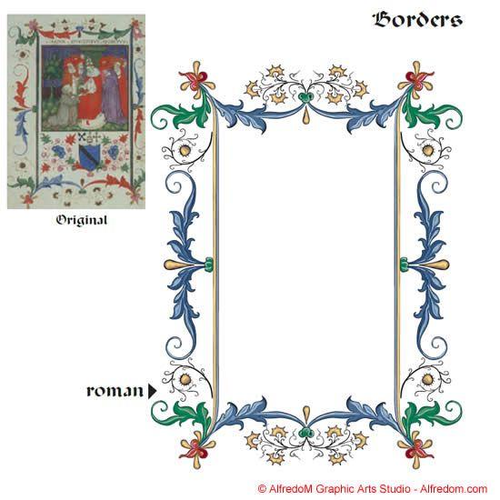 Renaissance clipart middle ages Pinterest Art Illuminated best 21