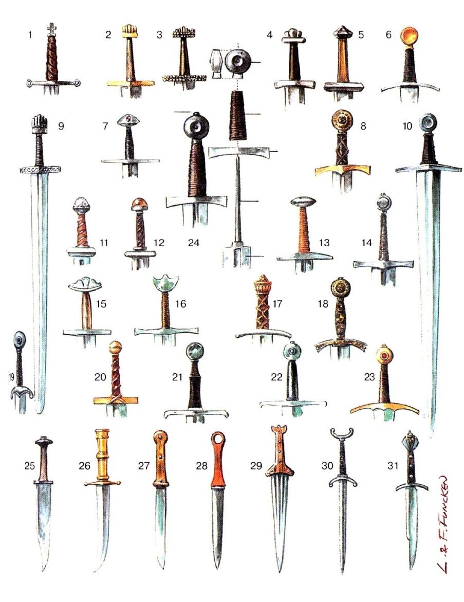 Weapon clipart renaissance Mačevi mačevi Pictures Medieval mačevi