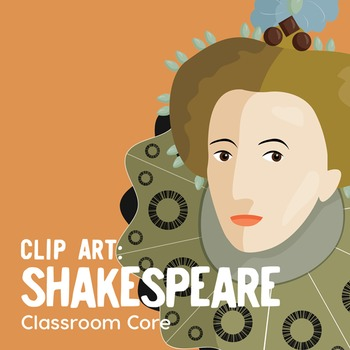 Rennaisance clipart william shakespeare #11