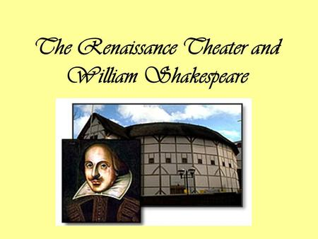 Rennaisance clipart william shakespeare #14
