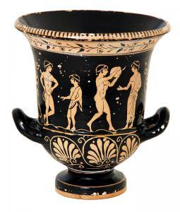 Replica clipart Replica Greek Vase Clipart Art