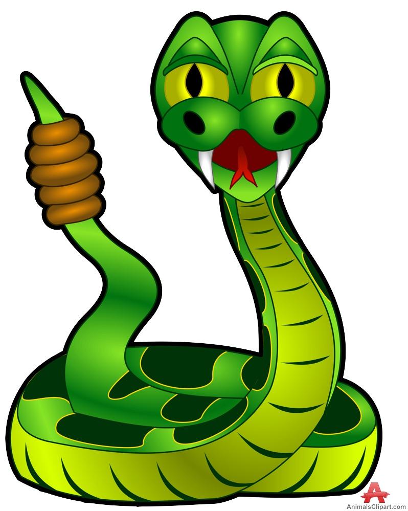 Reptile clipart boa #7