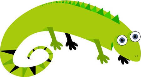Reptile clipart fauna #4