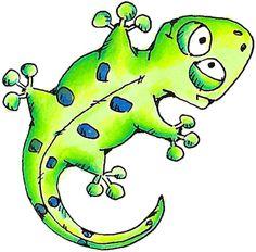 Reptile clipart fauna #3