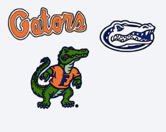 Reptile clipart florida gator Svg football university florida of