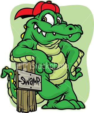 Reptile clipart florida gator Florida Florida and images Pinterest