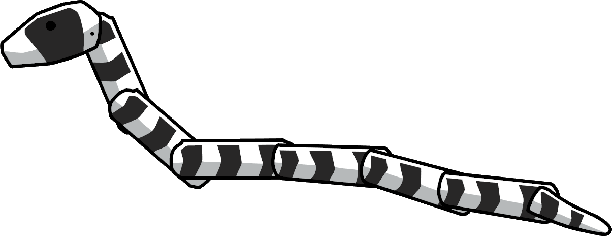 Reptile clipart sea snake #4