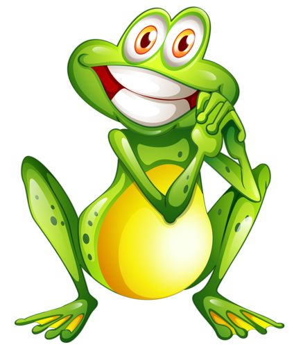 Reptile clipart tree frog #12