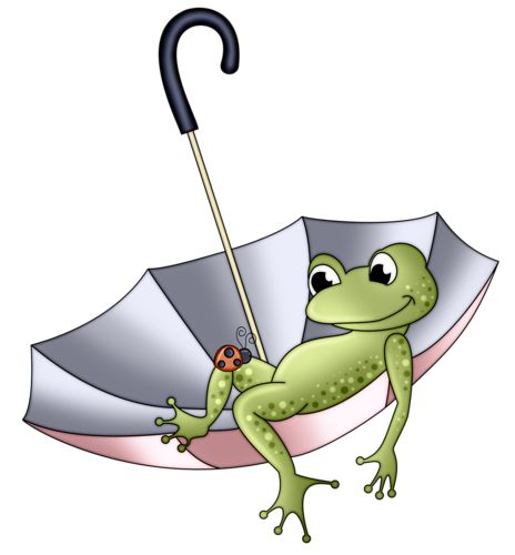 Reptile clipart tree frog #6