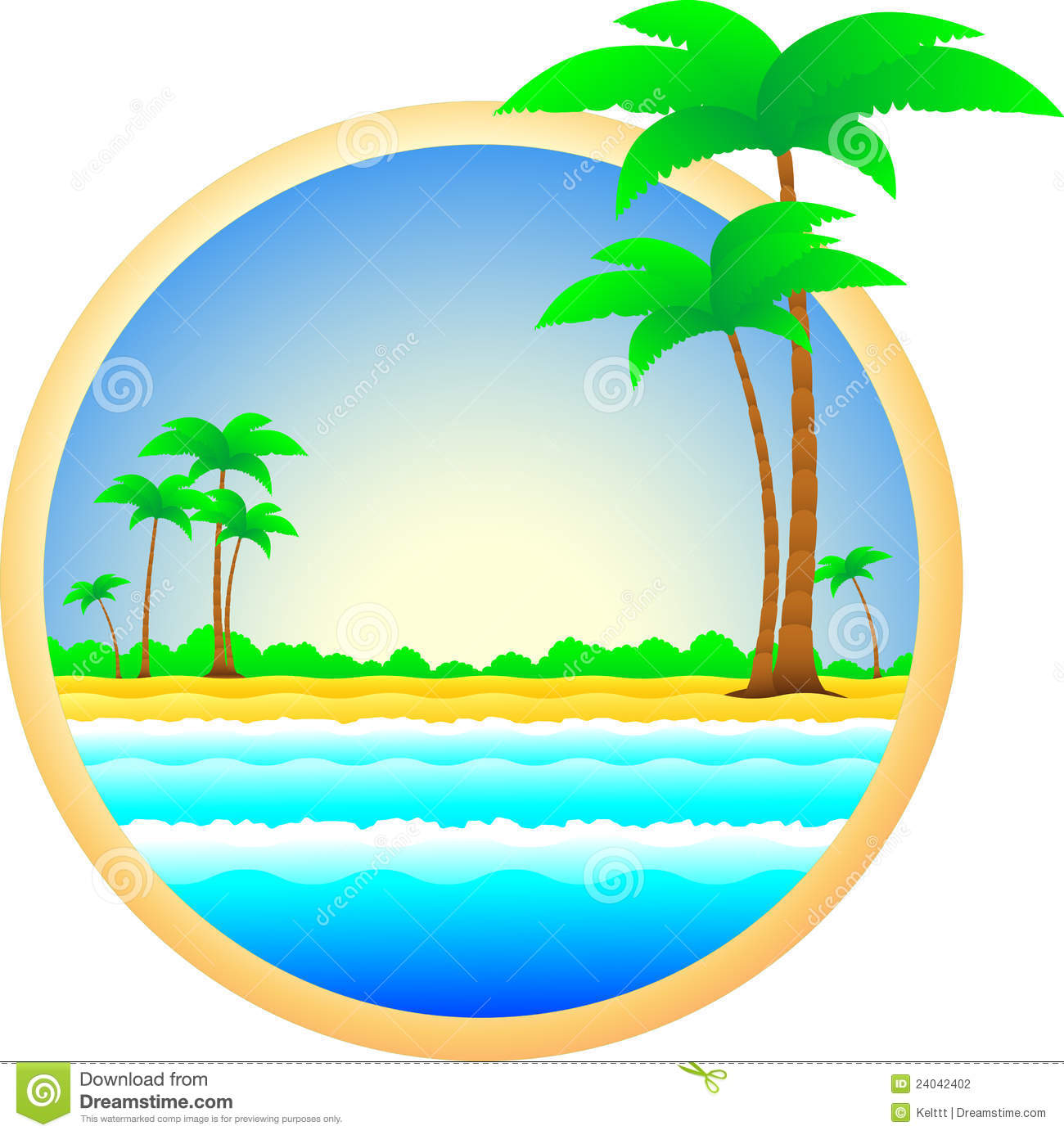 Resort clipart paradise Clipart Panda Images Free Resort
