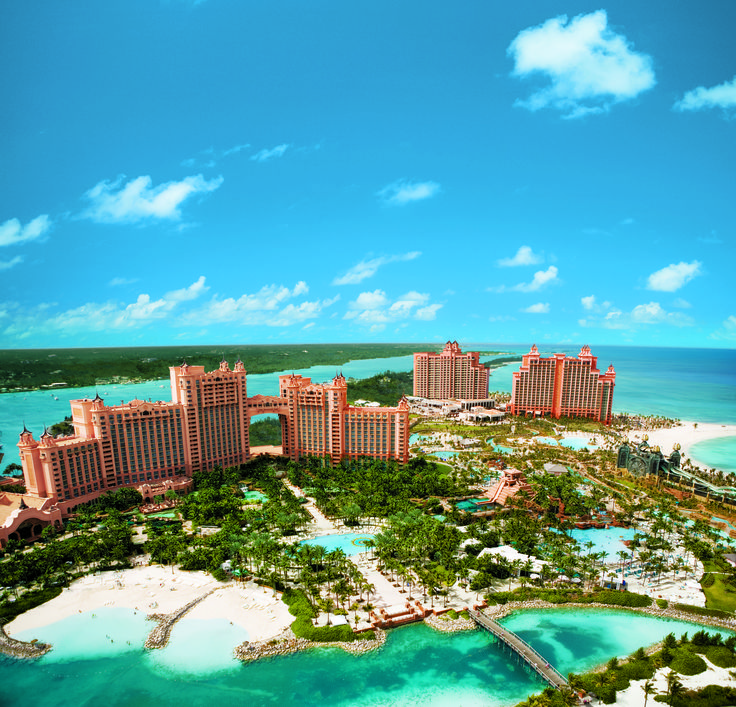 Resort clipart bahamas Atlantis Planning Island the at