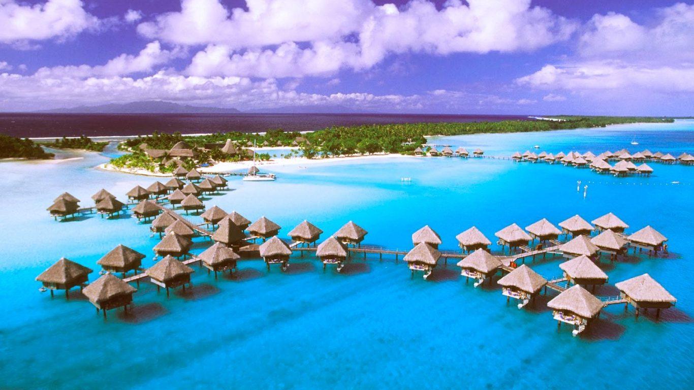 Resort clipart city building Kea Meridien Waters Atoll