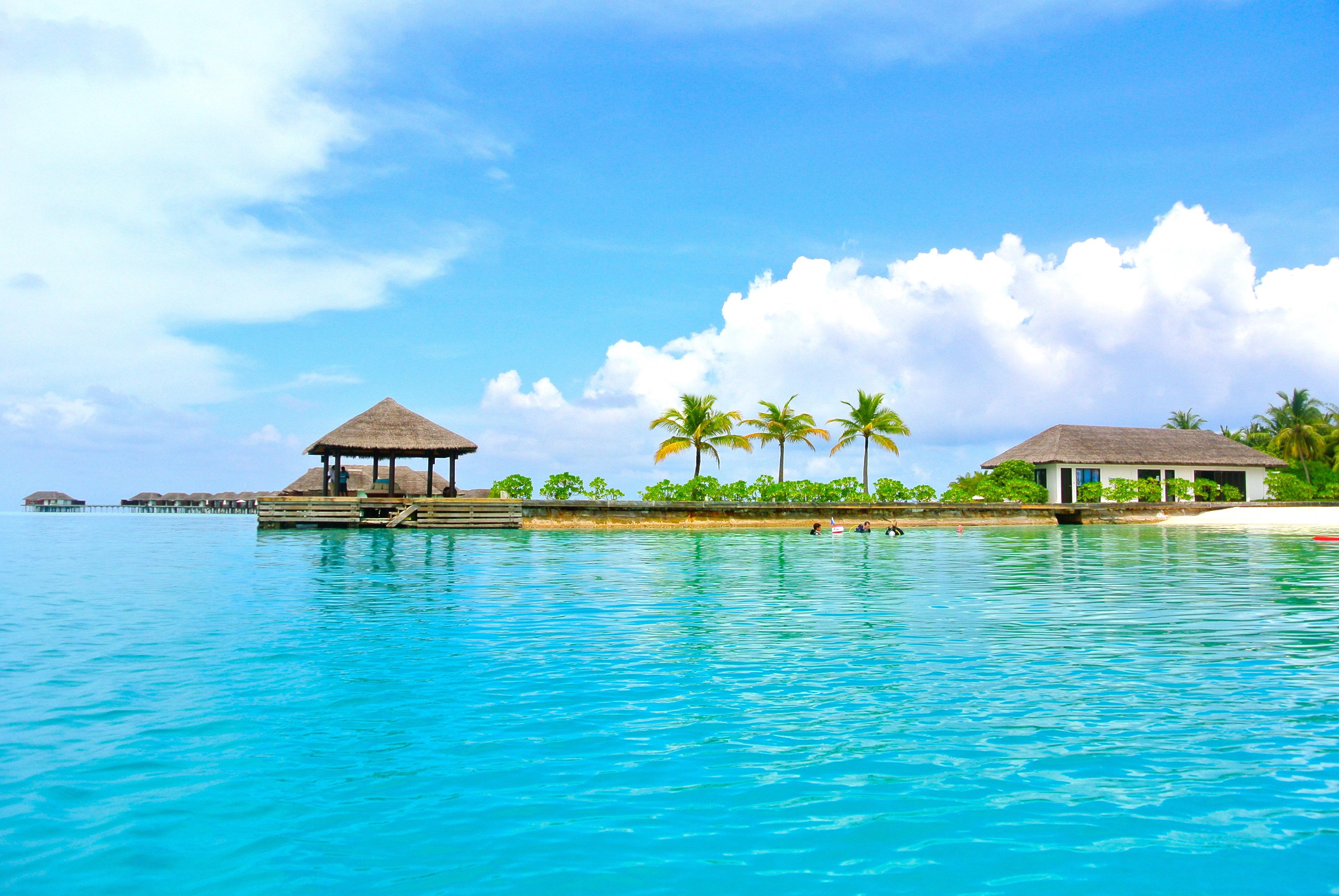 Resort clipart ocean beach #4
