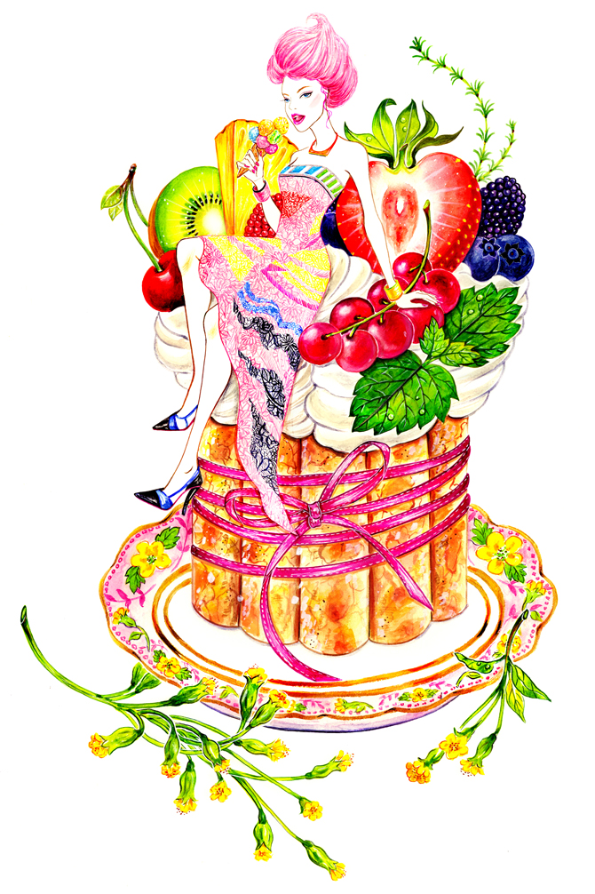 Resort clipart summer day Friend DIOR delicious RESORT Today's