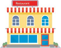 Restaurant clipart For restaurant Results 114 Graphics