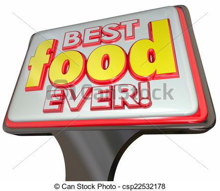 Advertisement clipart outcome Stock Diner Food Ever Best