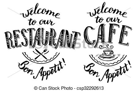 Restaurant clipart welcome To restaurant and zone Clipart