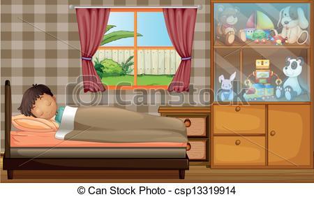 Room clipart boy room #2