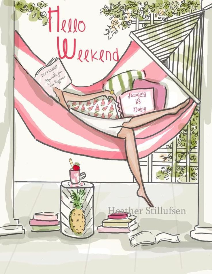 Resting clipart long weekend #2
