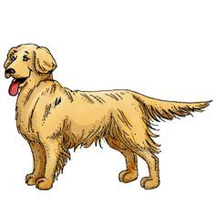 Retriever clipart Dog Dog Art Lover Custom