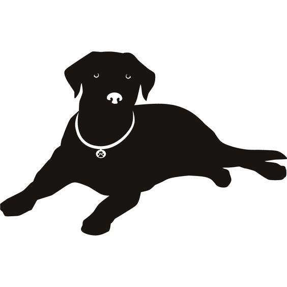 Retriever clipart big dog #15