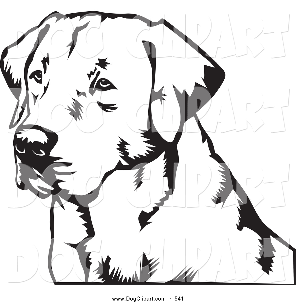 Bloodhound clipart lab dog Panda Free Retriever Images Clipart