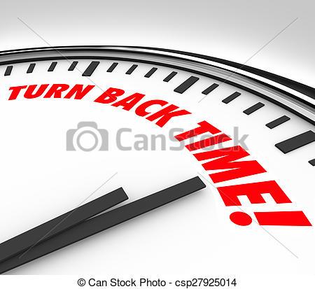 Reversed clipart clock Clipart Turn Aging Reverse Turn