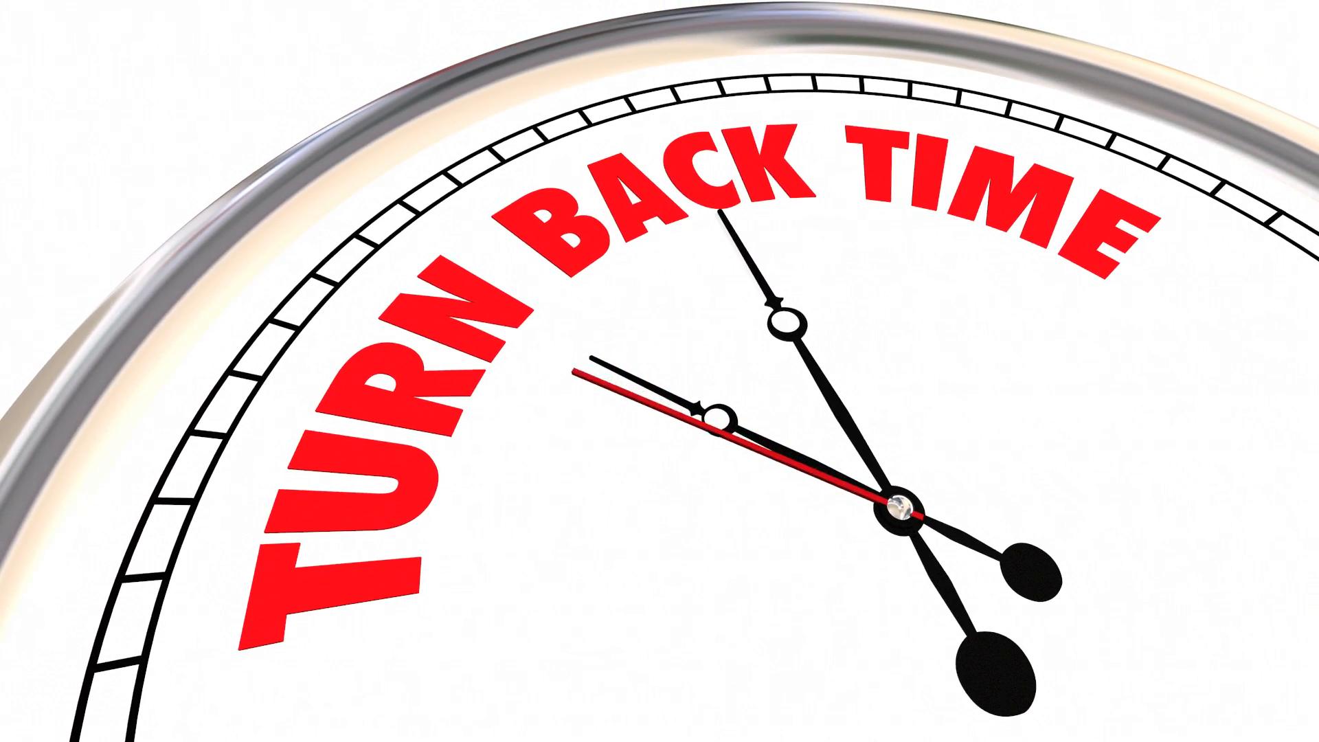 Reversed clipart clock Background Clock Go Life Turn