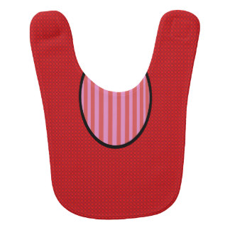 Reversed clipart clothing Infant Baby Clothes Bib Red