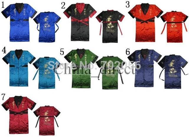 Reversed clipart clothing S silk Chinese Mens rayon