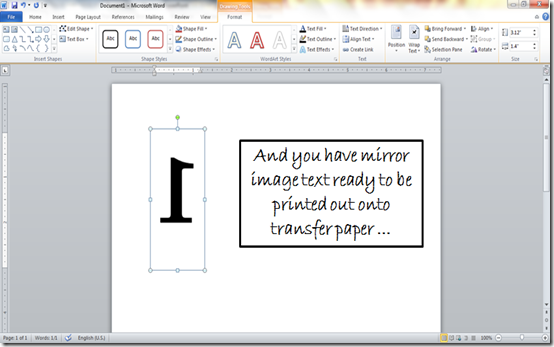 Reversed clipart word Text Microsoft Text mirror make
