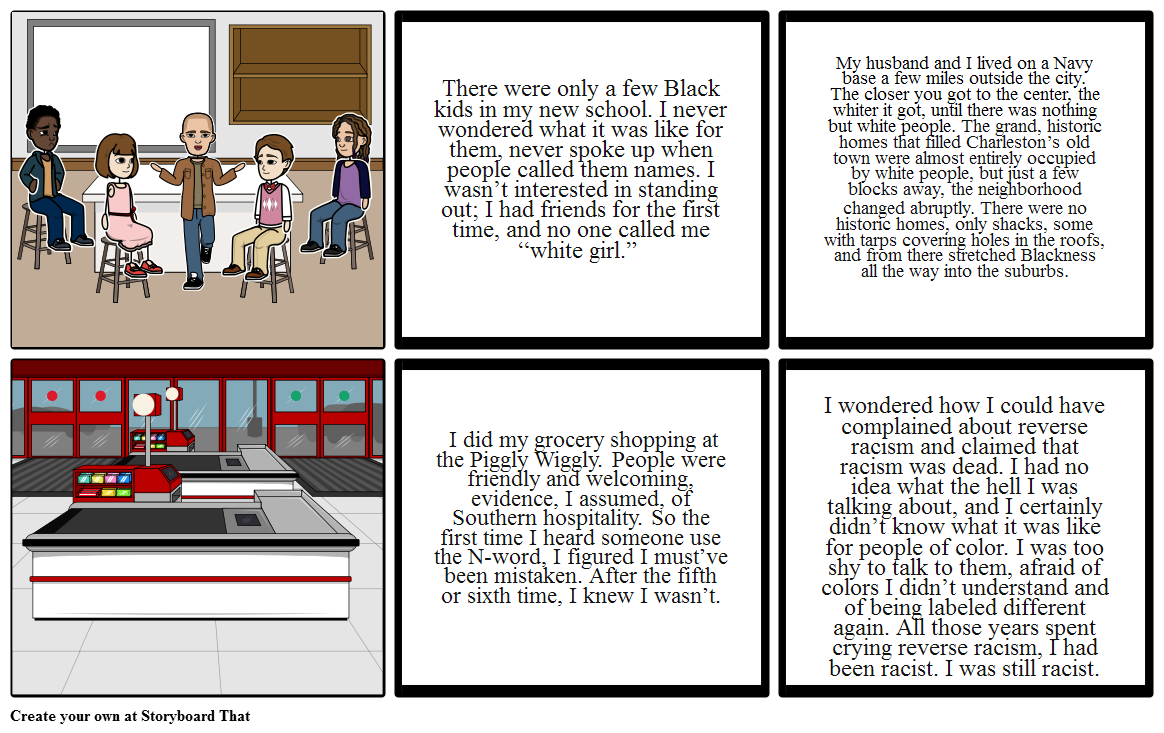 Reversed clipart word Print Storyboard cameron_pace How Choose